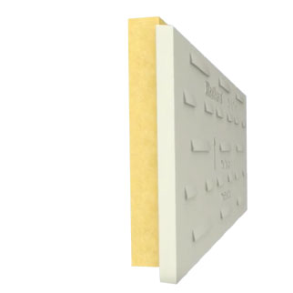 Engineered jointing on all edges to provide continuity of insulation layer.